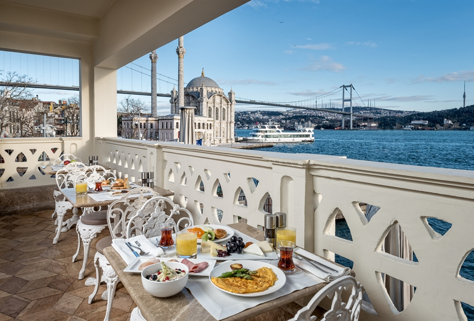 The Bosphorus Lounge